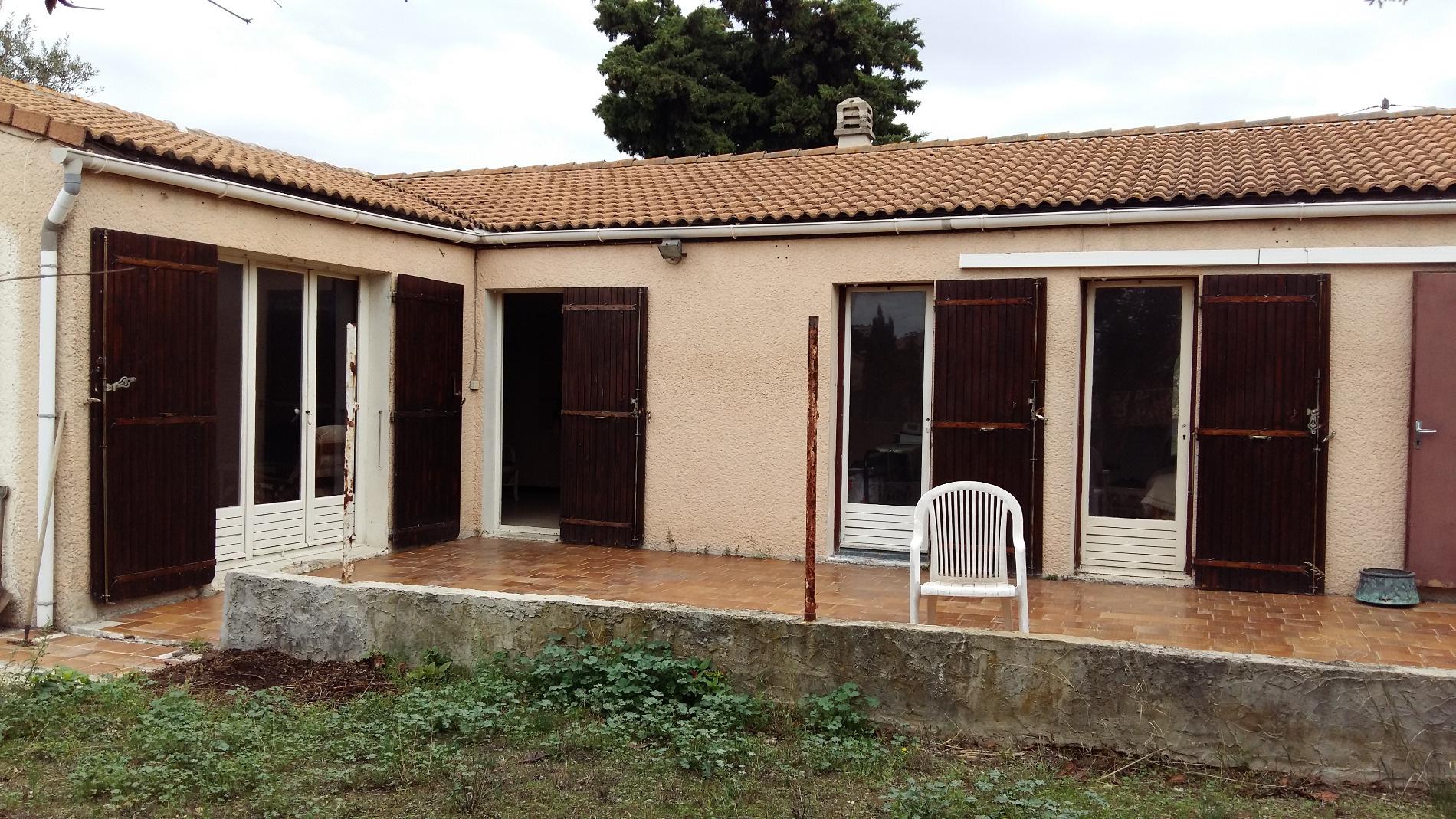 Vente maison 4 pieces sur parcelle de 360m2 for Agrandissement maison 5m2